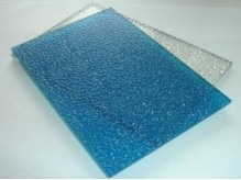 Polycarbonate Embossed Solid PC Sheets
