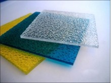Embossed Polycarbonate Solid PC Sheet