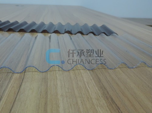 Polycarbonate Corrugated PC Wave Sheets