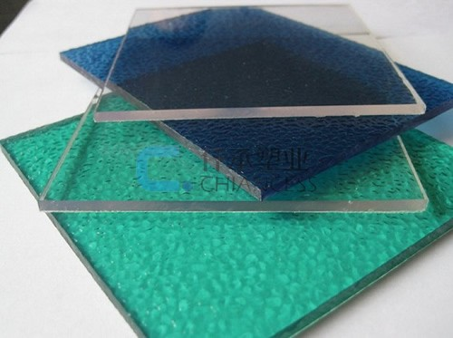 100% lexan material 10 years gurrantee polycarbonate solid sheets